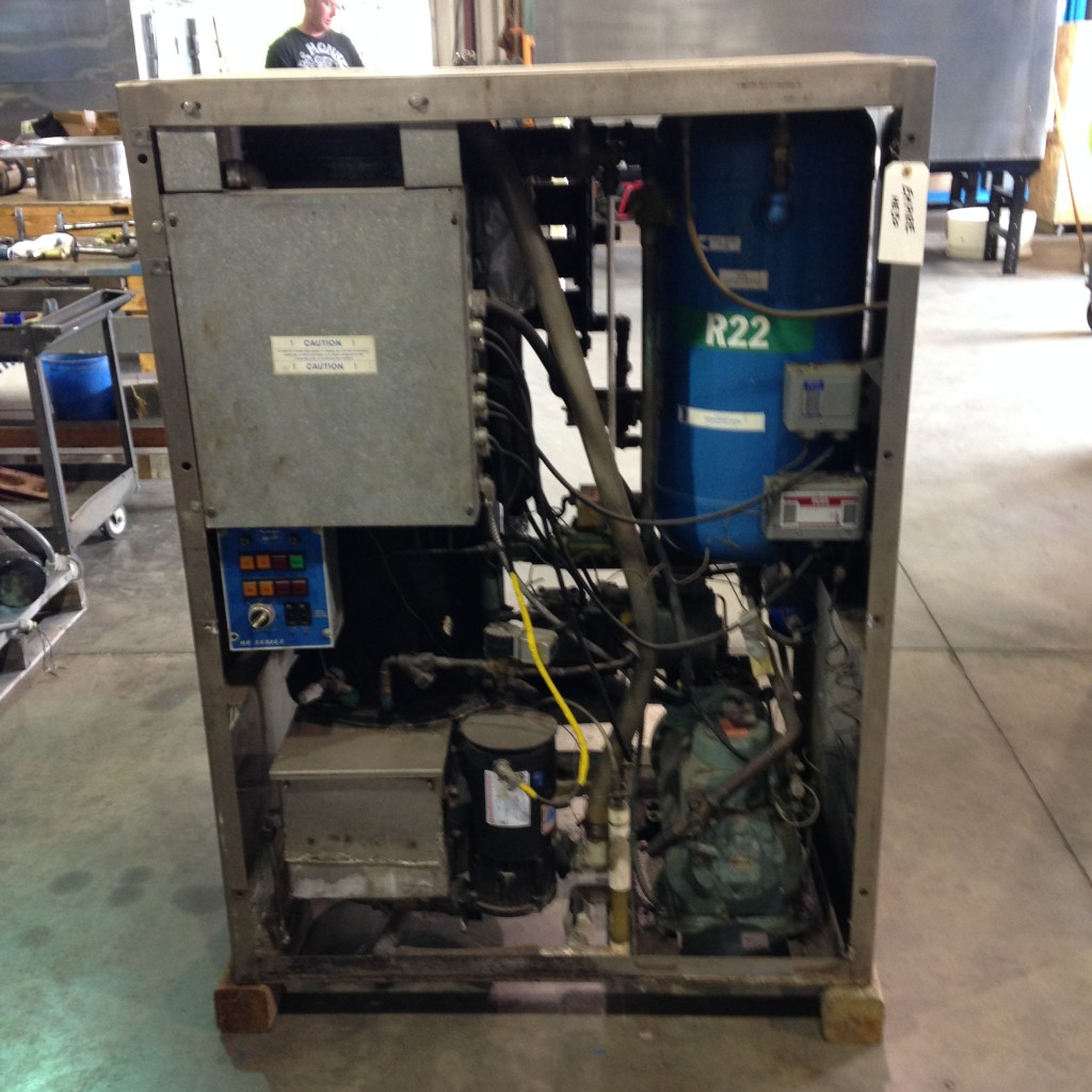 Used Equipment Ice Productions Inc Louisville Kentucky