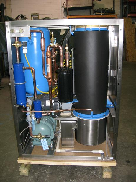 Vogt Tube Ice Machine complete he series rebuild