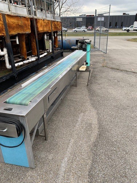 Precision Belt Conveyor
