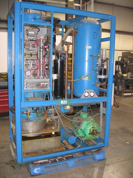 vogt tube ice p118f rebuilt machine by ice productions